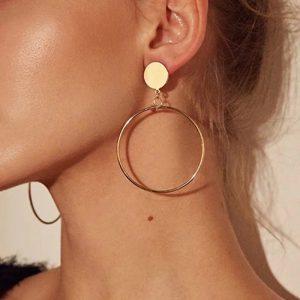 boucle d'oreille créole originale