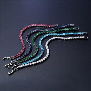 bracelet mariée coloris