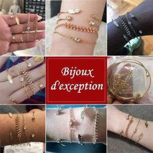 bracelet mariage boheme