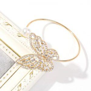 bracelet mariage papillon