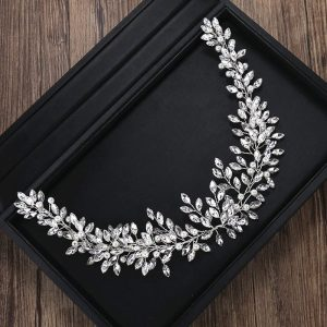 bijoux de tête mariage cheveux courts