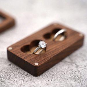 boite pour alliance mariage