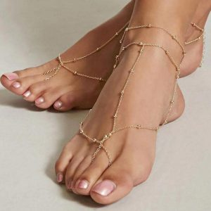 bracelet de pied
