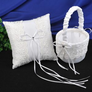 coussin d'alliance mariage