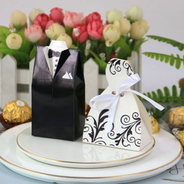 emballage dragées mariage