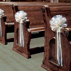 déco église mariage