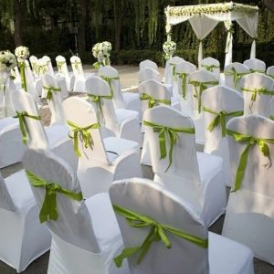 housse chaise mariage